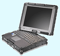 Getac V100 rugged convertible tablet PC